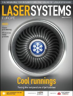 Laser Systems Europe sample magazine