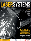 Laser Systems Europe Cover