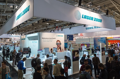 Laser World of Photonics 2015, held in Munich Germany - Credit Laser World of Photonics
